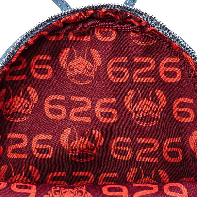 STITCH EXPERIMENT 626 COSPLAY MINI BACKPACK - LILO AND STITCH