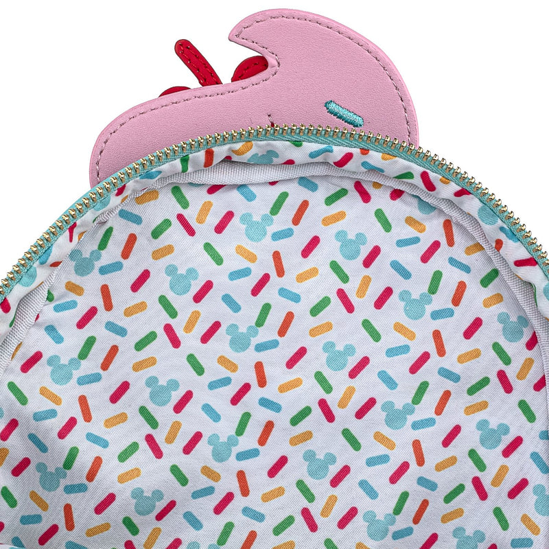 MICKEY AND MINNIE SWEETS ICE CREAM MINI BACKPACK