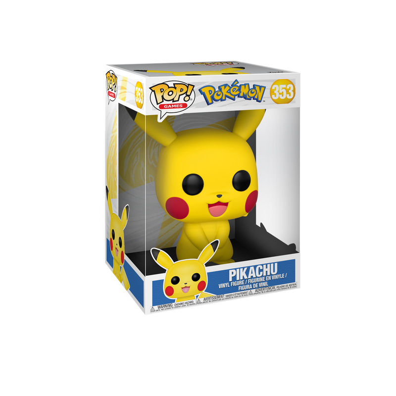 "10"" PIKACHU - POKEMON"