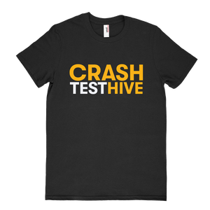 """Crash Test Hive"" Black Shirt"