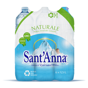 Water 6 Pack - Sant Anna