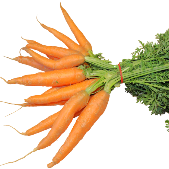 Carrots (packed) (per pack)