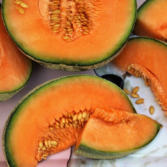 Melon - orange (per piece)