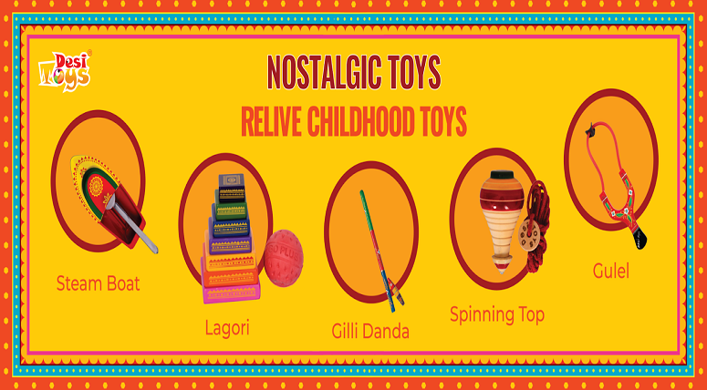 Get the Best Traditional Indian Toys for Your Kids from Online Store