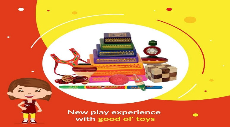 Wooden Toys - A Great Companion for Your Loving Child