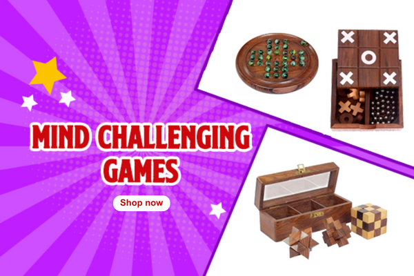 Mind Challenging Games