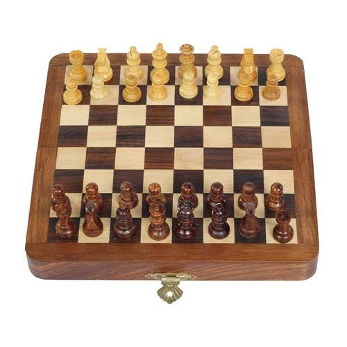 Chess 7 inches-Magnetic Folding Board