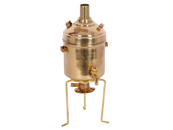 Brass Water Heater/Pital Bamba Pretend Play Set