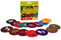 The Jungle Memory Game