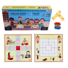 Strategy Board Games 6 in 1 Pack