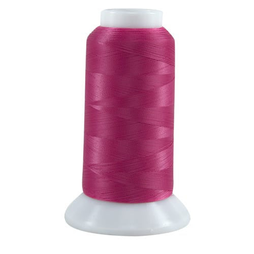 604 Dark Pink Bottom Line Polyester Thread