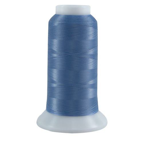 610 Light Blue Bottom Line Polyester Thread