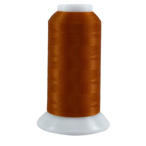 638 Tangerine Bottom Line Polyester Thread