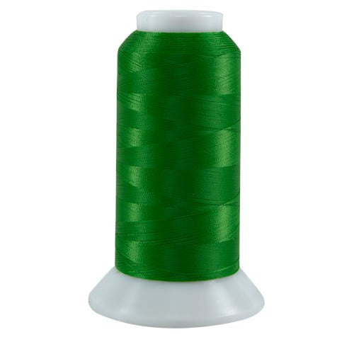 645 Bright Green Bottom Line Polyester Thread