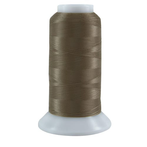 654 Oatmeal Bottom Line Polyester Thread