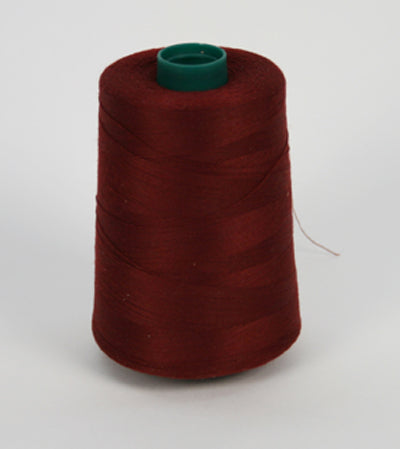 W32444 Burgundy Permacore Tex 40 Polyester Thread