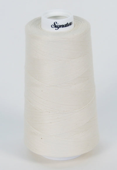 004 Linen Signature Cotton Covered Polyester Thread