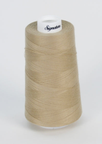 008 Antique Satin Signature Cotton Covered Polyester Thread
