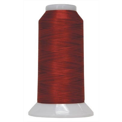 5102 Bullfighter Red Fantastico Variegated Polyester Thread