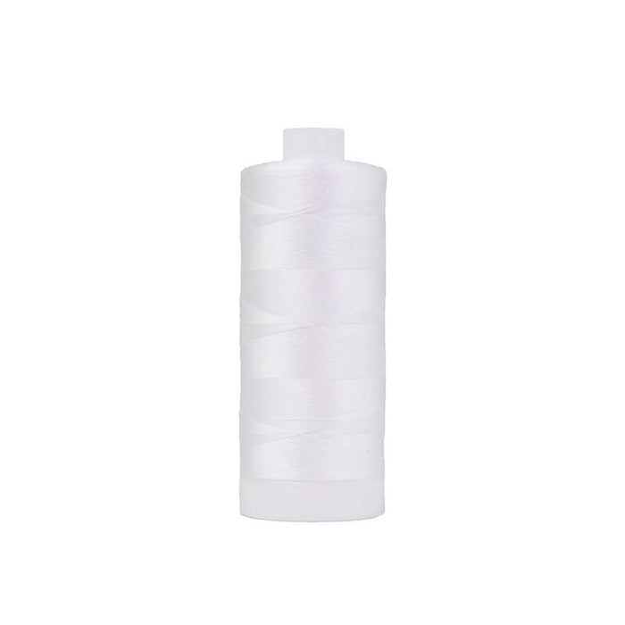 8001 Bright White Pima Cotton Thread