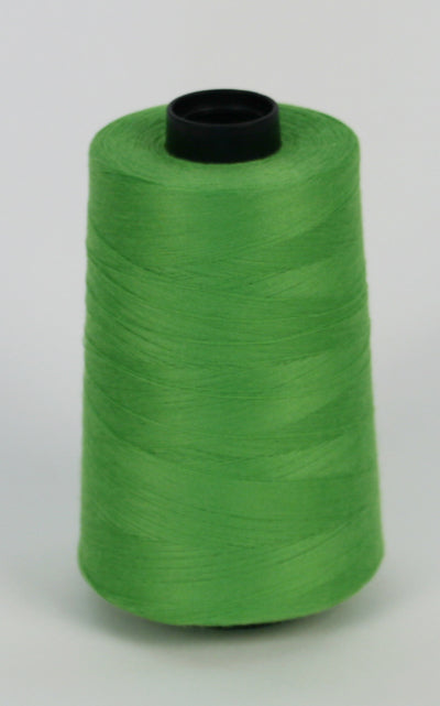W32046 Grass Green Permacore Tex 30 Polyester Thread