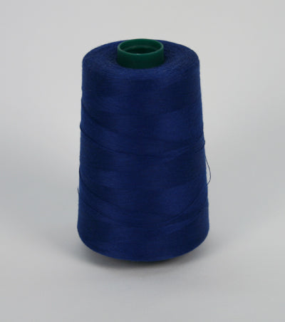 W32079 Yale Blue Permacore Tex 40 Polyester Thread