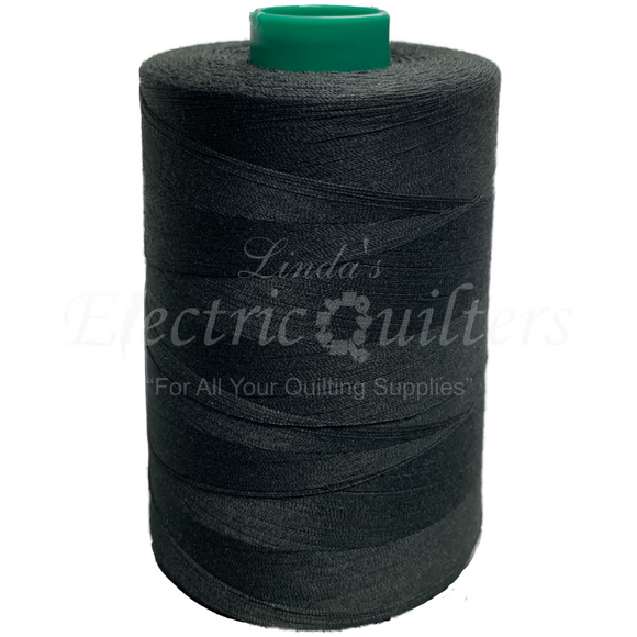 W32002 Black Permacore Tex 40 Polyester Thread
