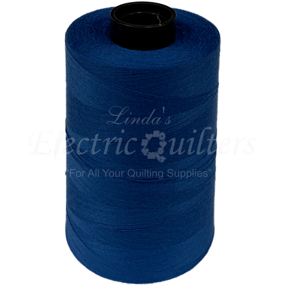 W32059 Blue Permacore Tex 30 Polyester Thread