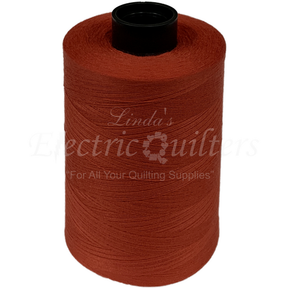 W32047 Bright Clay Permacore Tex 30 Polyester Thread