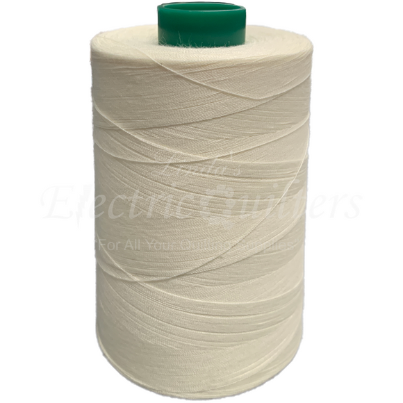 W32674 Eggshell Permacore Tex 40 Polyester Thread