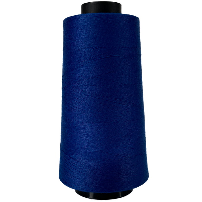 QE042 Flag Blue Permacore Quilters Edition Thread