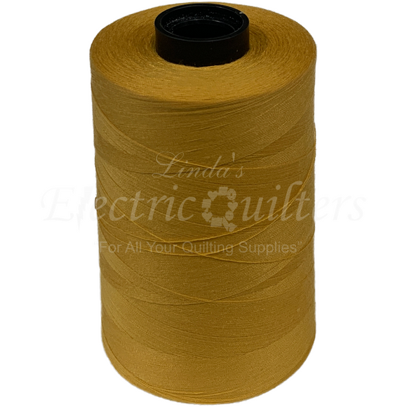 W32034 Honey Permacore Tex 30 Polyester Thread