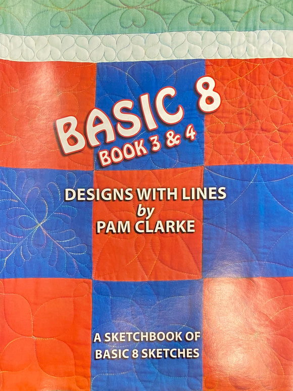 1887 Basic 8 Lines Book 3 & 4