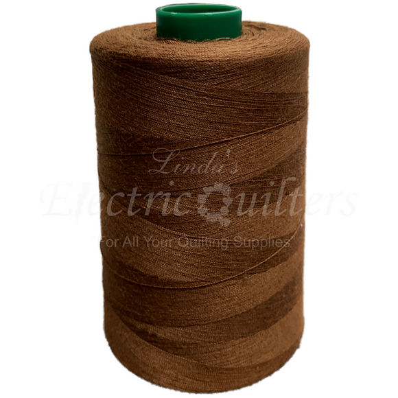 W32634 Java Brown Permacore Tex 40 Polyester Thread