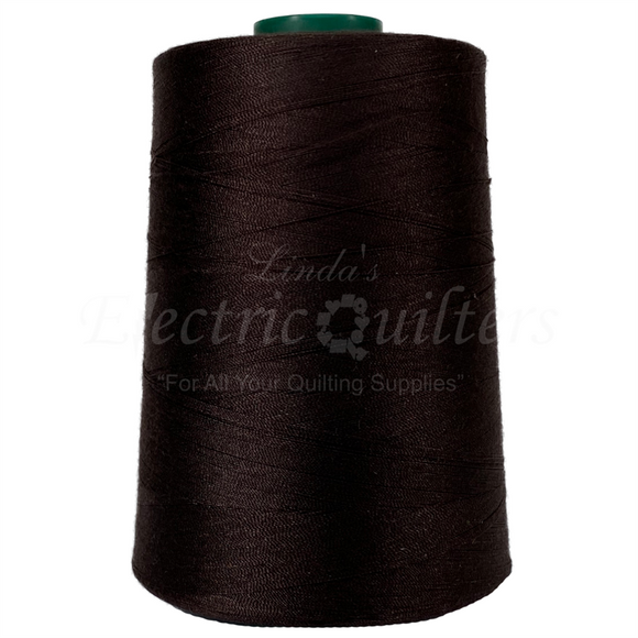 W43265 Moghar Brown Permacore Tex 40 Polyester Thread