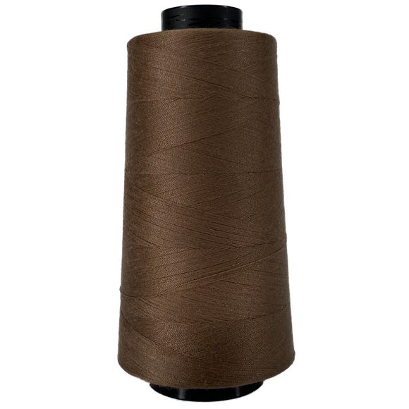 QE011 Milk Chocolate Permacore Quilters Edition Thread