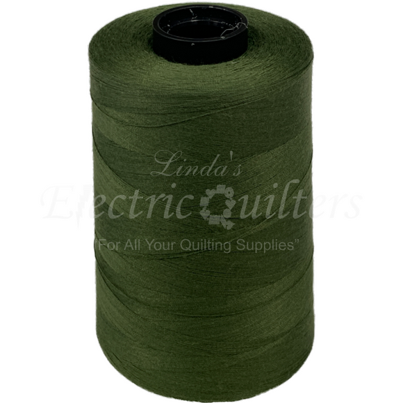 W32167 Olive Drab Permacore Tex 30 Polyester Thread