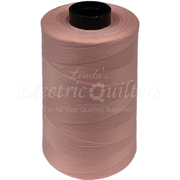 W32048 Pink Permacore Tex 30 Polyester Thread