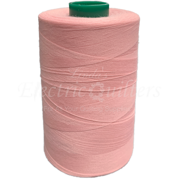 W32048 Pink Permacore Tex 40 Polyester Thread