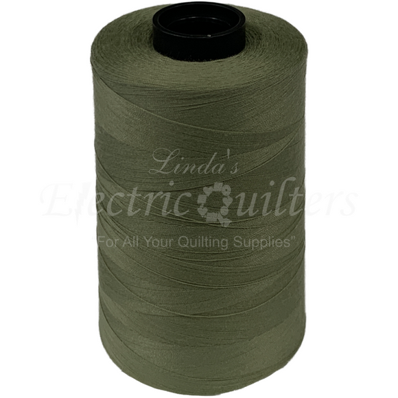 W32007 Sage Green Permacore Tex 30 Polyester Thread