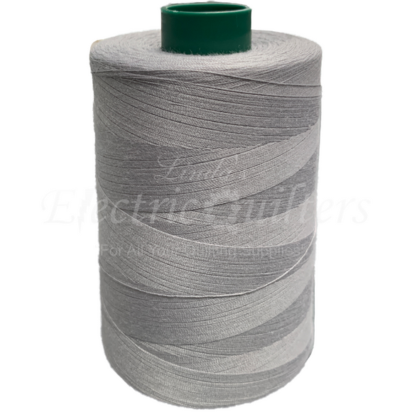 W32020 Silver Permacore Tex 40 Polyester Thread