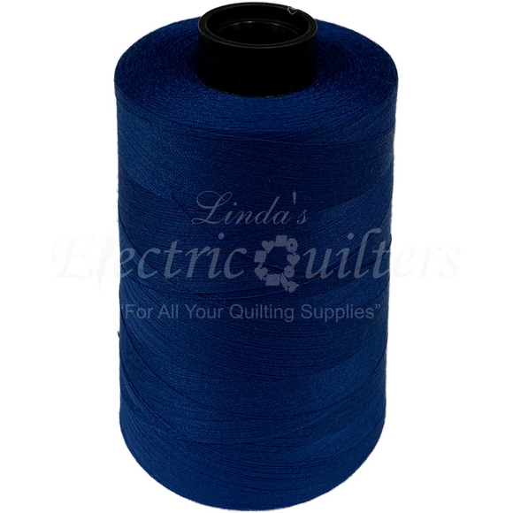W32079 Yale Blue Permacore Tex 30 Polyester Thread