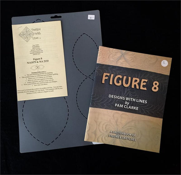 Figure 8 Book and Stencil Kit