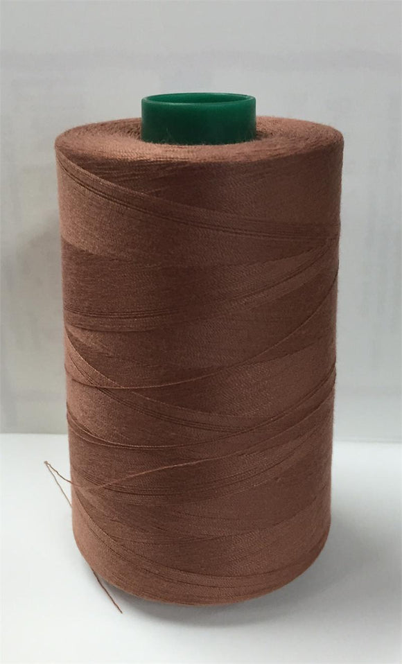 W32090 Marron Glace Permacore Tex 40 Polyester Thread
