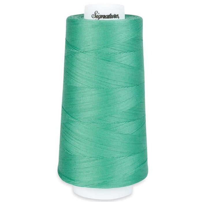 F206 Winter Green Signature Cotton Thread