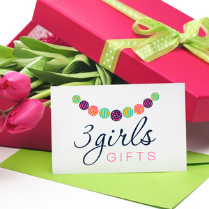 3 Girls Gifts Gift Card