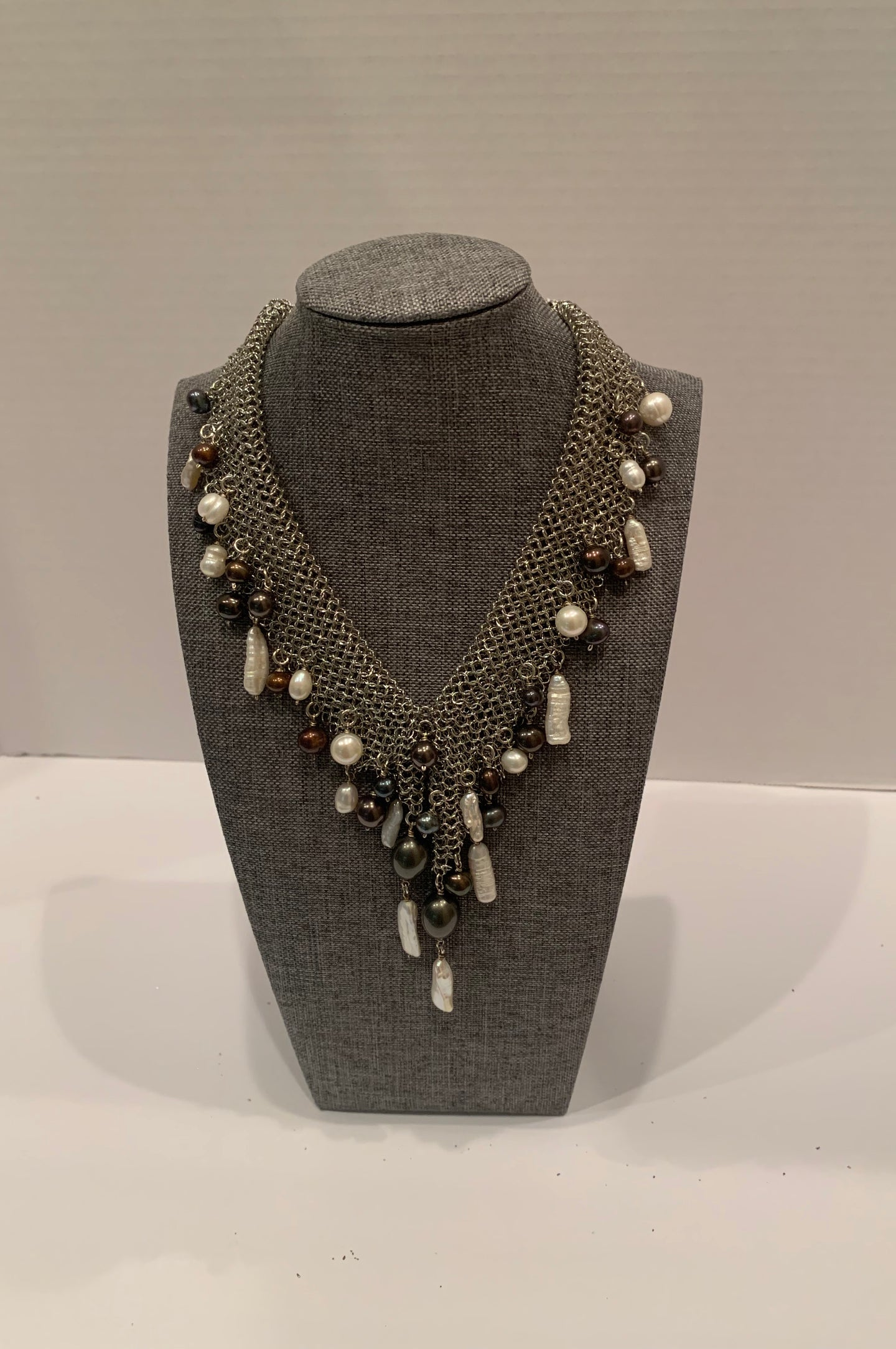 Pearls Galore Necklace