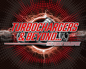 Turbocharger 101