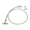 Mitsubishi TD07 TE06H T67 25G / Garrett T3 T4 Turbo Oil Feed Line Kit 120cm