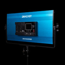 Load image into Gallery viewer, Dracast LED1000 X-Series Smart Panel 3-Light Kit with Hard Case